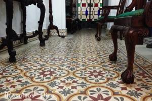 baldosas hidráulicas artesanales - Mosaicos Pino, Huelva